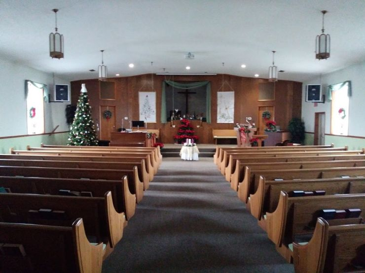 Our Main Worship Sanctuary